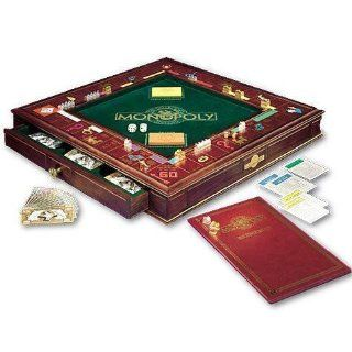 Franklin Mint Monopoly Collector's Edition Toys & Games