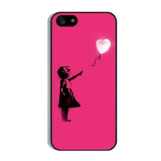 Girl Balloon Iphone Case Cover for Iphone 5 At&t Sprint Verizon Cell Phones & Accessories