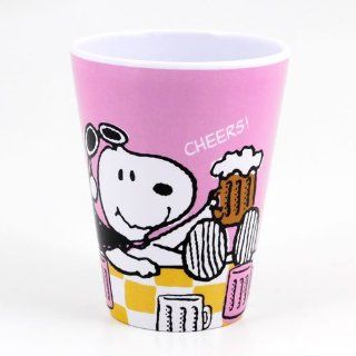 Snoopy Flying Ace Cup Small Tumbler Toys & Games