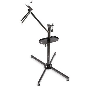 RAD Cycle Products Pro Mechanic Bicycle Repair Stand  Bike Workstands  Sports & Outdoors