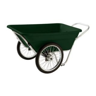 Smart Carts Garden/Utility Cart with Spoke Wheels   Garden Carts