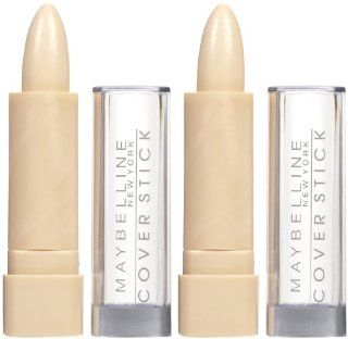 Maybelline Cover Stick Corrector Concealer, Light Beige / Light 3   1 Each  Beauty