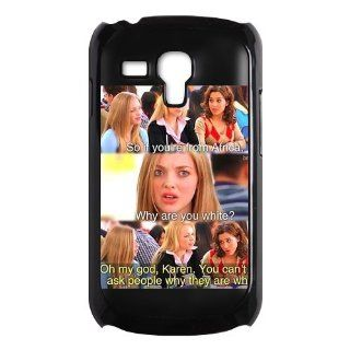 The Burn Book   Mean Girls movie Samsung Galaxy S3 mini i8190 Case Cell Phones & Accessories