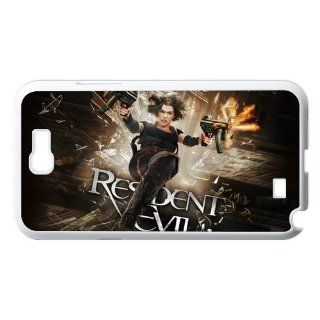 Resident Evil Samsung Galaxy Note 2 N7100 Case Hard Plastic Samsung Galaxy Note 2 N7100 Back Cover Case Cell Phones & Accessories