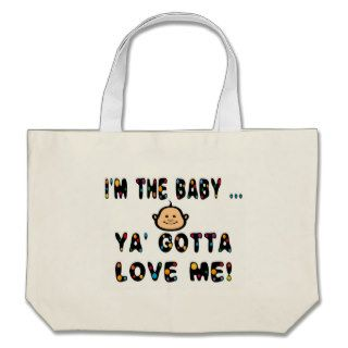 Kids Funny Tee Shirts and Kids Funny Gift Canvas Bag
