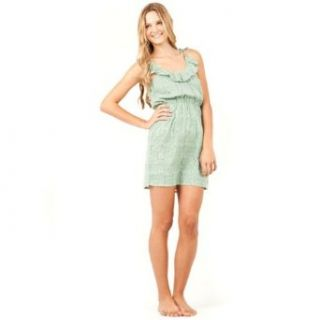 Rip Curl Spotted Girls Dress Green Bay Clothing