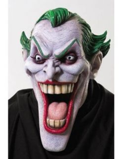 Scary Masks Joker Latex Mask Halloween Costume   Most Adults Clothing