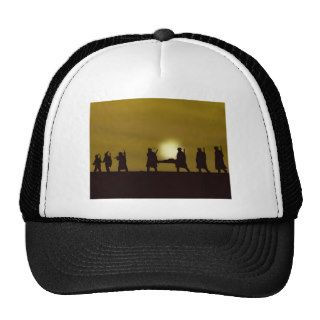 WW1 British Heroes Trucker Hat