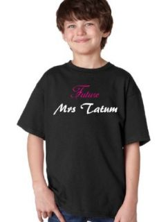 FUTURE MRS. TATUM Youth T shirt / Funny Channing Fan Magic Mike Tee Clothing