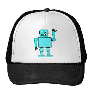 mad bad robot trucker hat