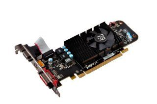 XFX Radeon R7 240 780MHz 2GB DDR3 Boost Ready LP HDMI DVI VGA Graphics Cards R7240ACLF2 Computers & Accessories