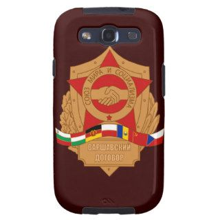 WARSAW PACT SAMSUNG GALAXY S3 COVER