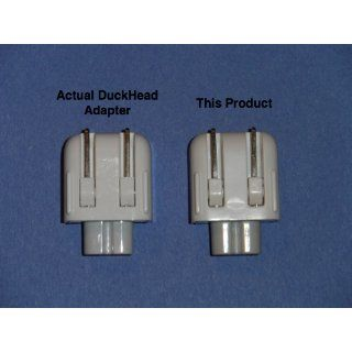 Apple Mac AC Power Adapter US Wall Plug Duck Head for iBook/iPhone/iPod Computers & Accessories