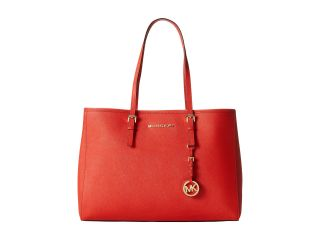 Michael Michael Kors Jet Set Travel Large East West Tote Mandarin
