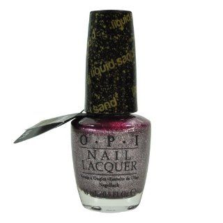 OPI Holiday 2013 Mariah Carey Nail Lacquer, Baby Please Come Home (Liquid Sand)  Nail Polish  Beauty