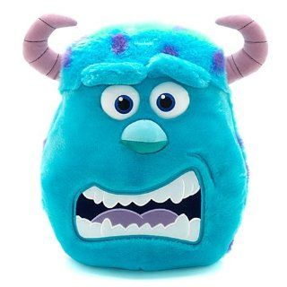 Disney Monster Inc Sulley Big Face Cushion Pillow Plush Soft Toys & Games