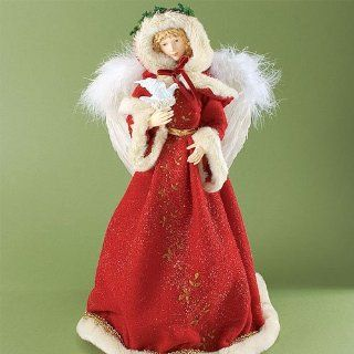 Possible Dreams Christmas Angel Treetopper   Christmas Tree Toppers