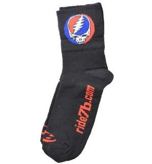 Ride 7B Steal Your Face Cycling Socks  Sports & Outdoors