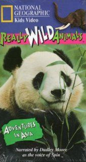 Adventures in Asia Really Wild Animals [VHS] National Geographic  Vvga           57326 Movies & TV