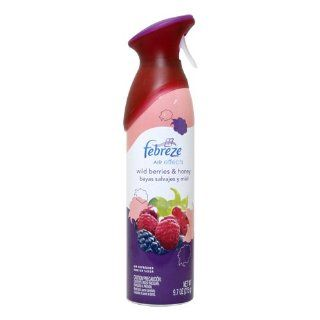 Febreze Air Effects Air Freshener  Wild Berries & Honey, 9.7oz 1 ea Health & Personal Care