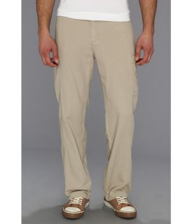 Tommy Bahama Key Grip Standard Fit Cargo Pants Mens Casual Pants (Beige)