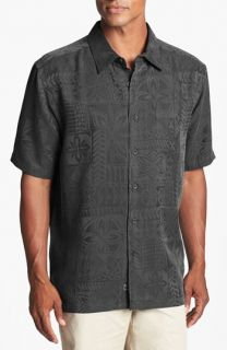 Quiksilver Waterman Collection Aganoa Bay Comfort Fit Sport Shirt