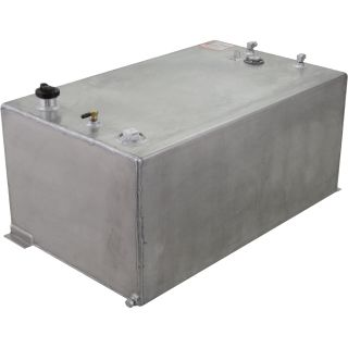 RDS Rectangular Auxiliary Transfer Fuel Tank — 55 Gallon, Smooth, Model# 71109  Transfer Tank Combos