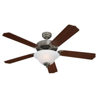 Sea Gull Lighting Quality Max Plus 52 inch Brushed Nickel Ceiling Fan