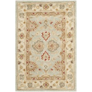 Antiquity Blue & Beige Area Rug by Safavieh