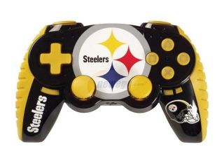 Mad Catz Officially Licensed NFL Wireless Controller For PS3   Pittsburgh Steelers