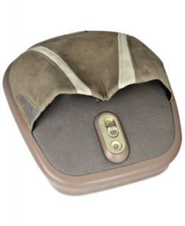 Homedics FMS 275H Air Compression & Shiatsu Foot Massager with Heat