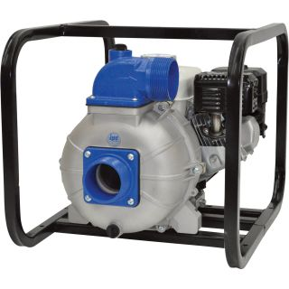 IPT Self-Priming Trash Water Pump — 3in. Ports, 18,000 GPH, 1 1/4in. Solids Capacity, 160cc Honda OHV Engine, Model# 3S5-HR  Engine Driven Full Trash Pumps