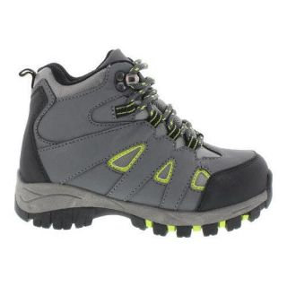 Boys Deer Stags Drew Hiking Boot Grey   17578547