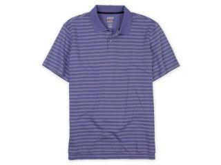 IZOD Mens Perform X Striped Rugby Polo Shirt 822 XL