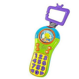 Bright Starts Click & Giggle Remote Toy