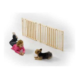 Midwest Homes For Pets Extra Wide Rail & Baluster Pet Gate