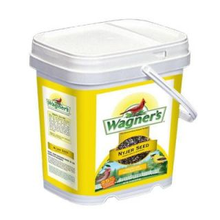 Wagner's 7 lb. Nyjer Seed Wild Bird Food Bucket 42050