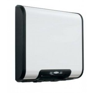 Bobrick B 7120 115V Hand Dryer, 115V AC TrimLine Surface Mounted ADA Automatic   White Painted Cover (Open Box Item)