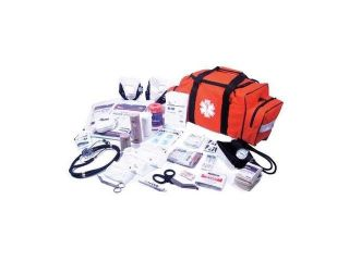 MEDSOURCE MS 75171 First Aid Kit, Contents Only, Serve 1 to 6
