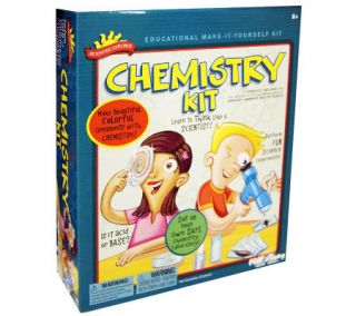 Scientific Explorer My First Chemistry Kit —