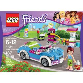 Friends Mias Roadster Set LEGO 41091