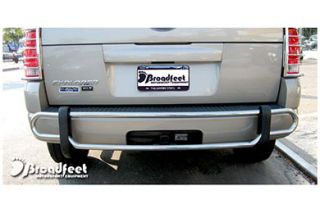 2006 2010 Ford Explorer Rear Bumper Guards   Broadfeet RDFO 239 51   Broadfeet Rear Bumper Guard