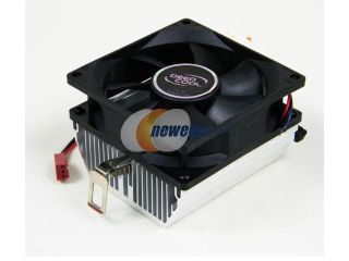 DeepCool CK AM209 CPU Cooler 80mm Silent Cooling Fan
