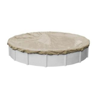 Robelle Premium Winter Cover for Round Above ground Pools 24' Round Pool