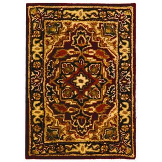 Safavieh Classic Heriz Red/Navy Rug