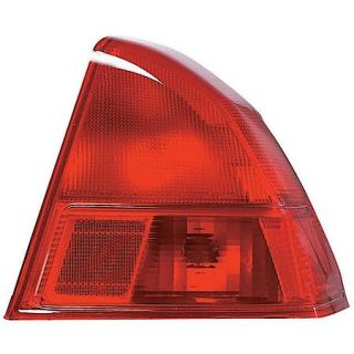 Pilot Passenger Tail Lamp Assembly Combination 11 5433 00