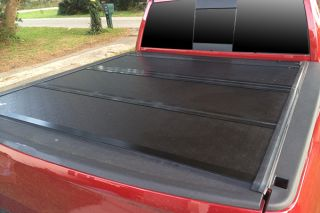 2008 2014 Ford F 150 Folding Tonneau Covers   BAK 26309T   BAK BAKFlip G2 Tonneau Cover