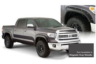 2014, 2015, 2016 Toyota Tundra Pocket Style Fender Flares   Bushwacker 30918 63   Bushwacker Color Match Pocket Style Fender Flares
