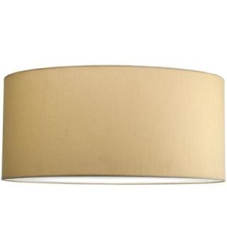 Progress Lighting Markor Collection Beige Silk Accessory Shade P8825 01