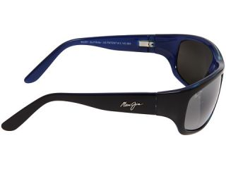 Maui Jim Surf Rider Black w/ Blue Interior/Neutral Grey